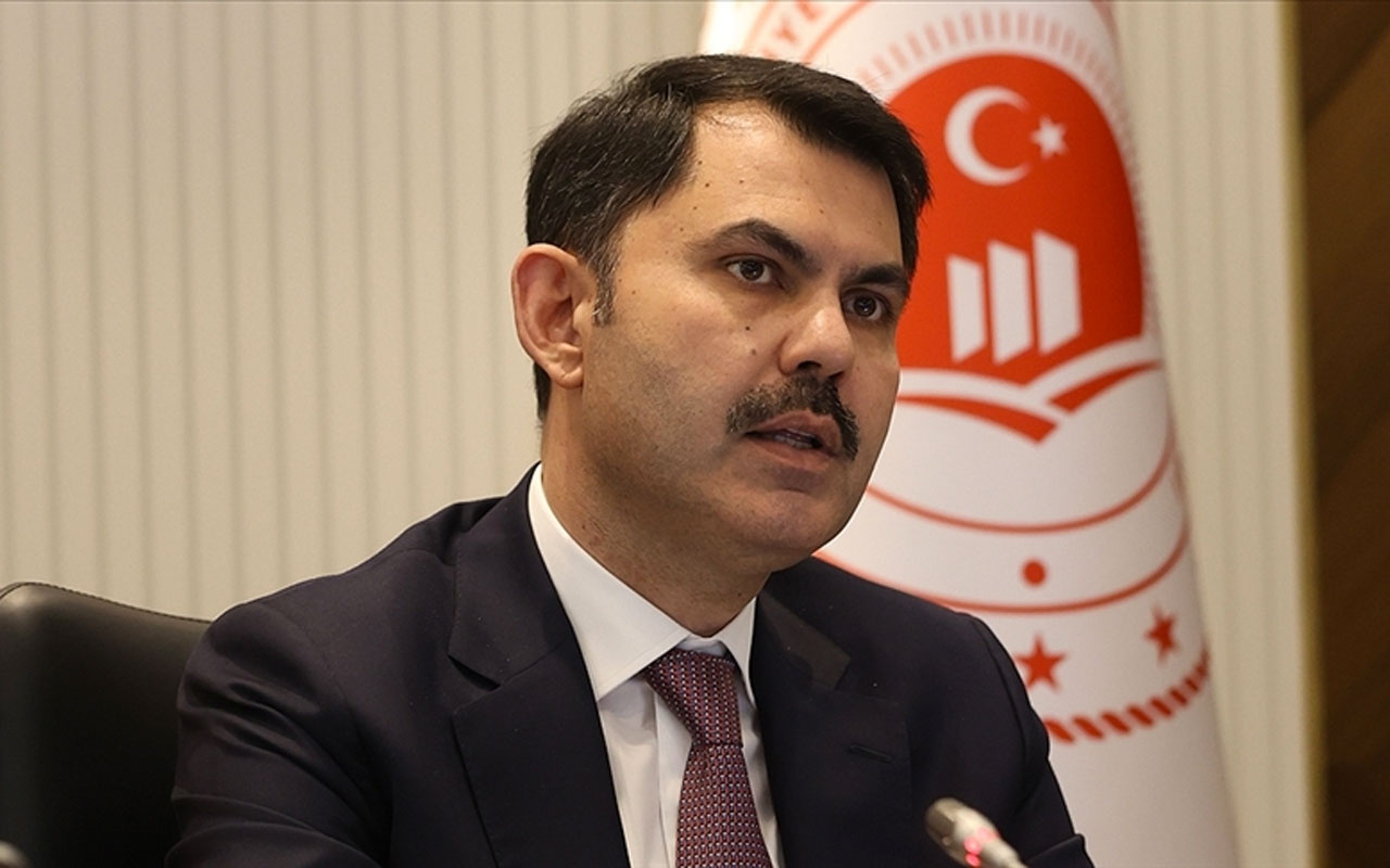 Çevre ve Şehircilik Bakanı Murat Kurum: 5 Haziran'da 11 Millet Bahçesi açılıyor