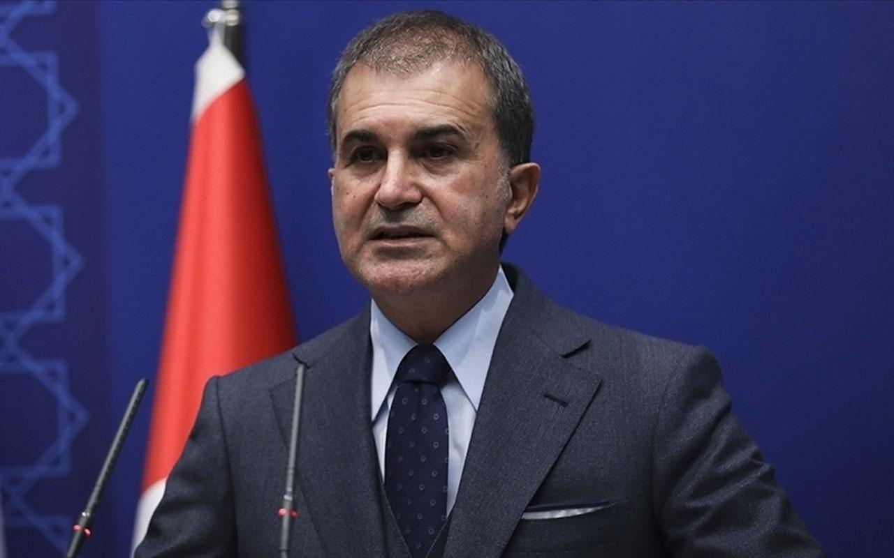 AK Parti Sözcüsü Ömer Çelik Nazım Hikmet'i ölümünün 58. yılında andı