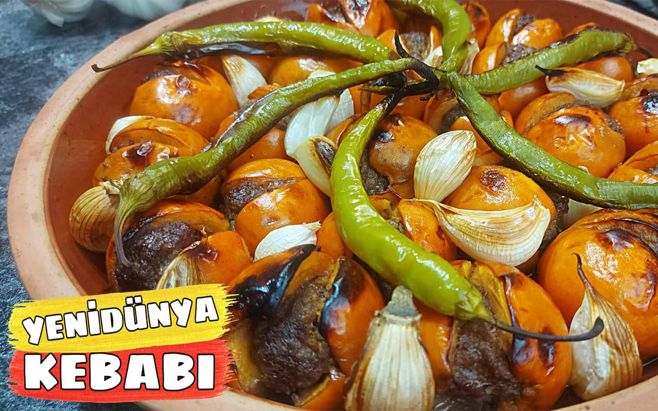 Yenidünya kebabı nasıl yapılır farklı lezzetler arayanlar bayılacak!