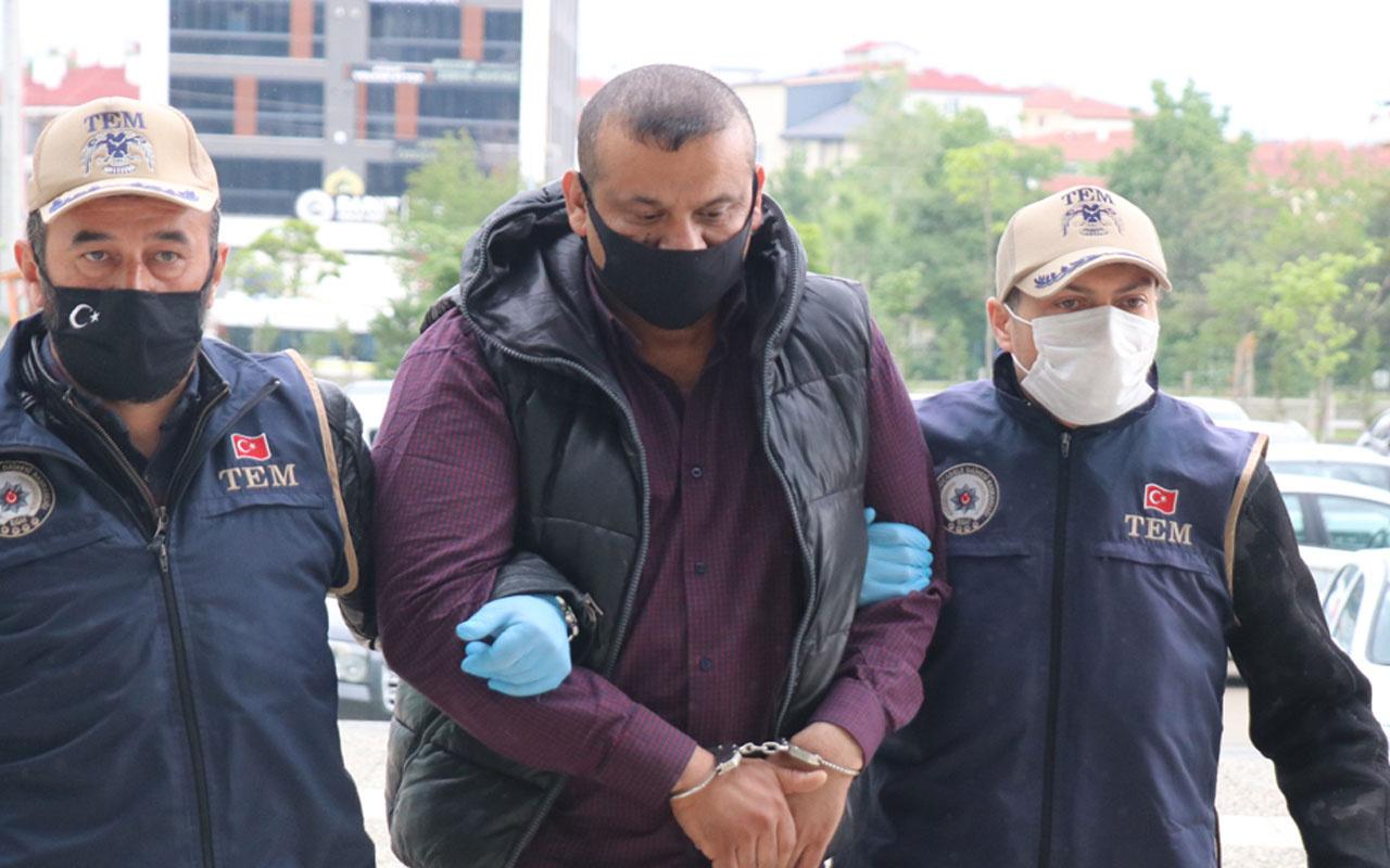 İnterpol tarafından aranan DEAŞ'lıya şafak baskını! Bolu'da yakalandı