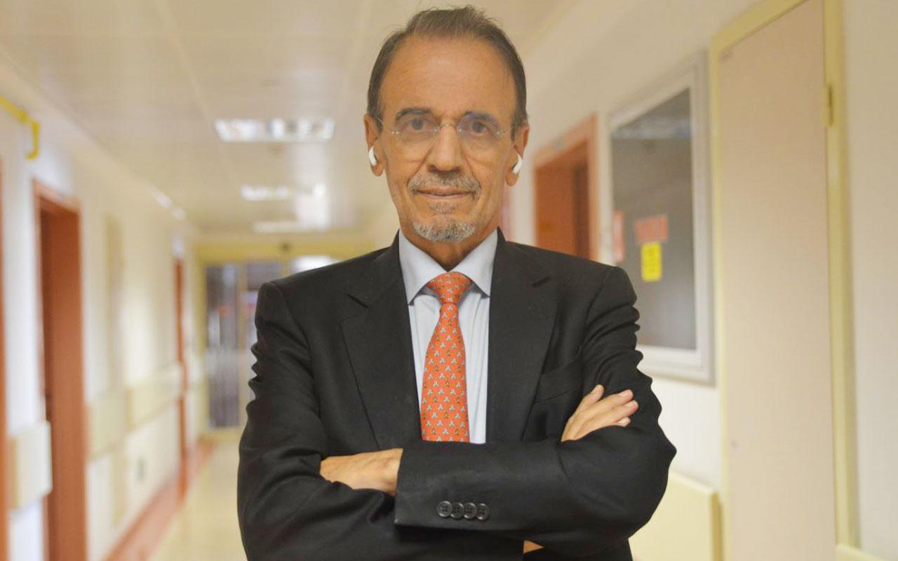 Prof. Mehmet Ceyhan'dan iddialara ilişkin açıklama: Böyle bir şey hiçbir aşıda mümkün değil