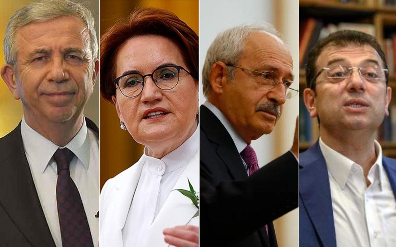 Cumhurbaşkanı Erdoğan aday olarak karşısında kimi ister Ahmet Hakan 4 muhtemel ismi yazdı