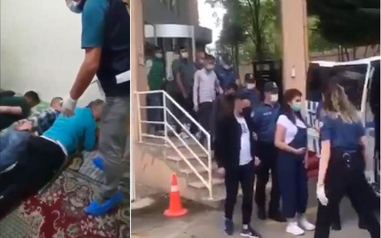 Ankara'da kadınları uyuşturucu kullandırarak fuhşa zorlayan çete çökertildi