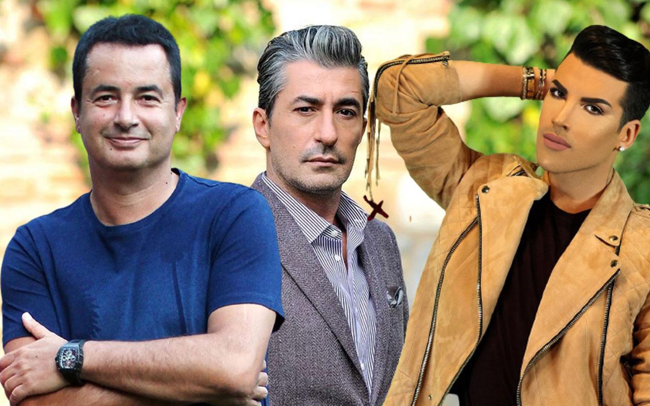 Kerimcan Durmaz sessizliğini bozdu Acun Ilıcalı'ya kızan Erkan Petekkaya'ya bakın ne dedi