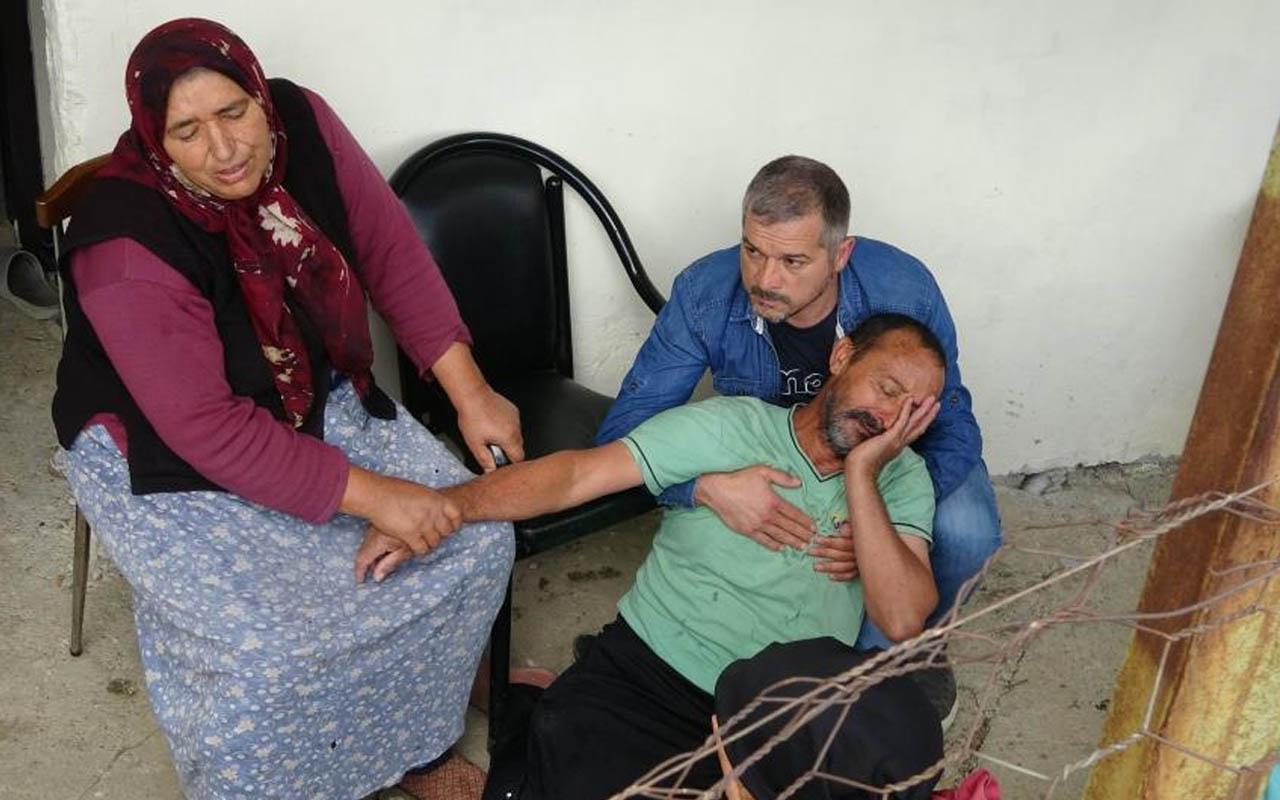 Samsun'da aile faciası! Eve giren çocuklar anne ve babalarını korkunç halde buldu