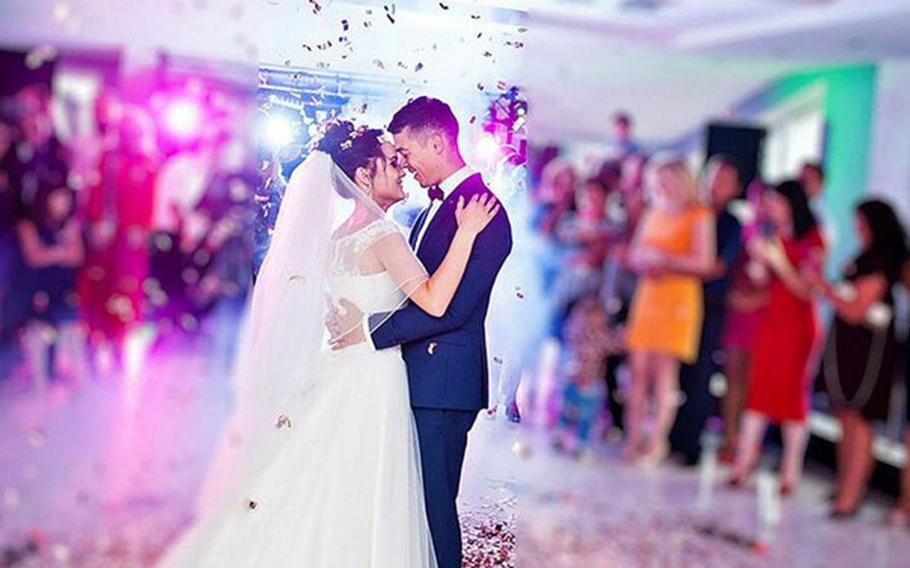 Düğün patlaması! 'Ya yeniden kapanırsak' endişesiyle 750 bin düğün yapılacak