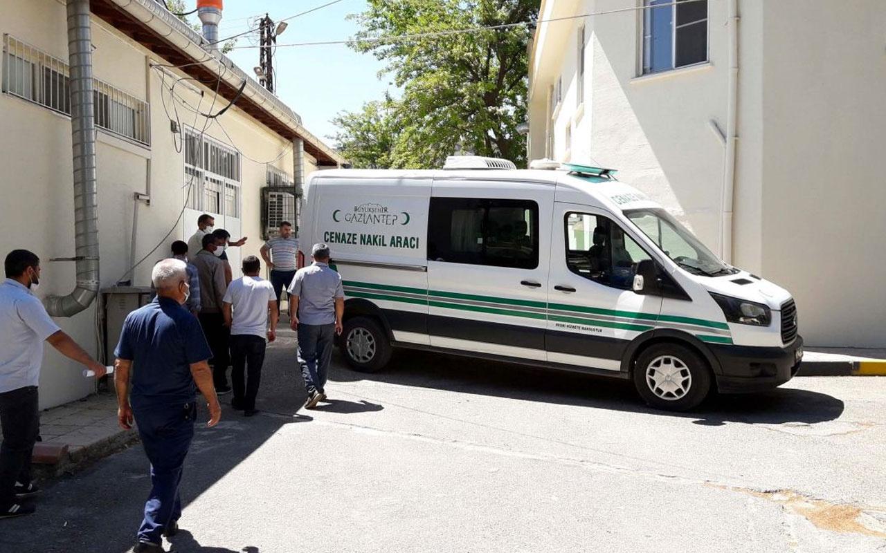 Gaziantep'te çatıdan düşen işçi, hayatını kaybetti