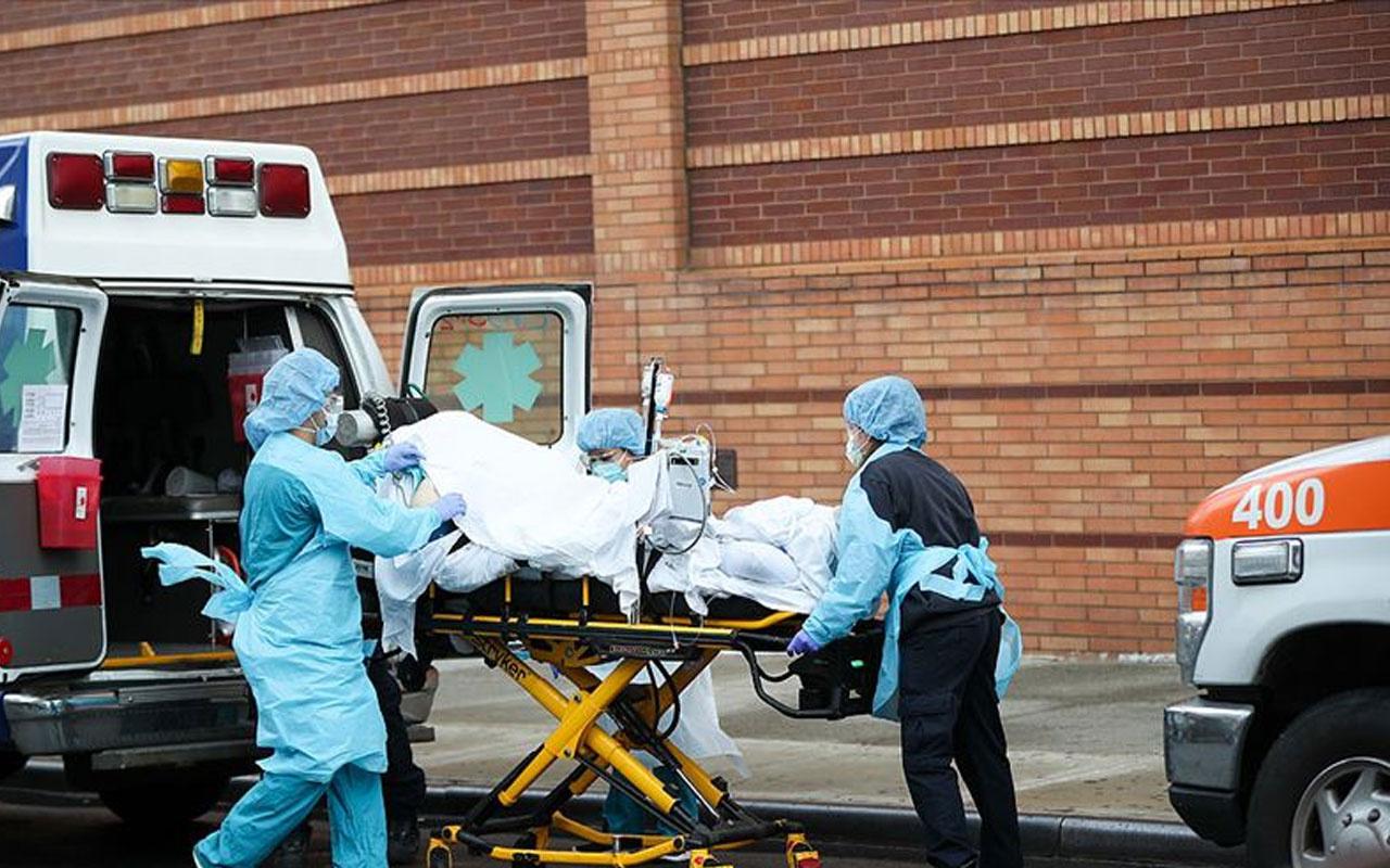 ABD'de Kovid-19 salgınında son 24 saatte 254 kişi hayatını kaybetti