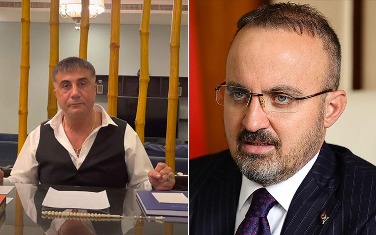 Sedat Peker'in iddialarıyla ilgili AK Parti'den dikkat çeken açıklama