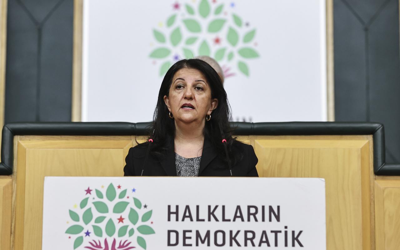 HDP'den AYM'e kapatma davası tepkisi