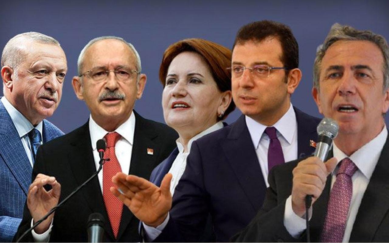 Abdülkadir Selvi yazdı: Akşener tüm hesapları alt üst etti HDP'nin sıcak baktığı seçim formülü