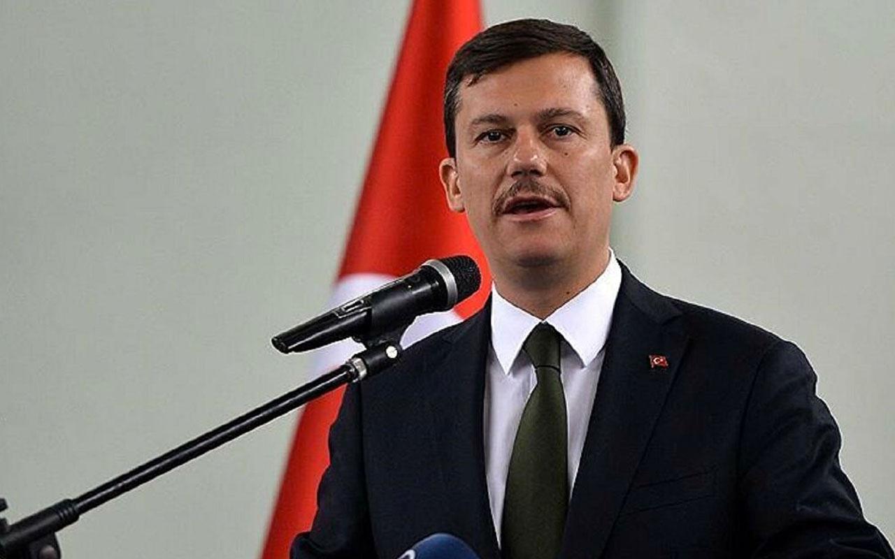 AK Parti Genel SekreteriFatih Şahin'den Kılıçdaroğlu'na tepki: Terbiyesiz herif