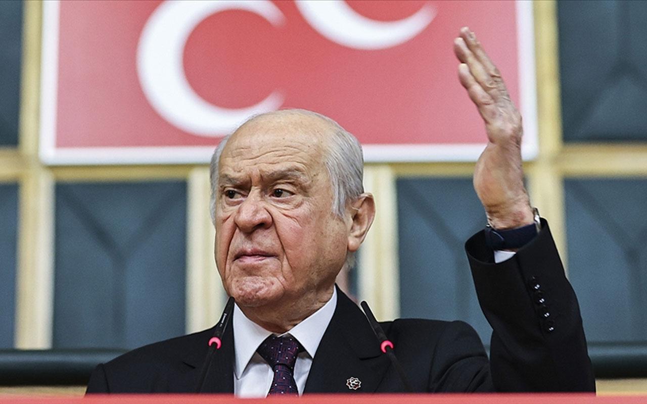 Devlet Bahçeli'den Ahmet Şık'a çok sert tepki: Yeri Meclis değil demir parmaklıklardır