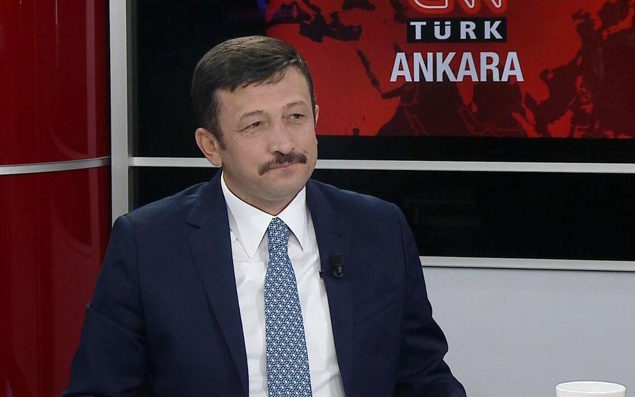 Ak Partili Hamza Dağ'dan erken seçim açıklaması Kılıçdaroğlu o kadar cesur değil