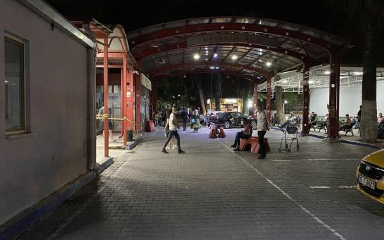 Olay yeri İzmir! Uyurken akrabası tarafından bıçaklanan kişi ağır yaralandı