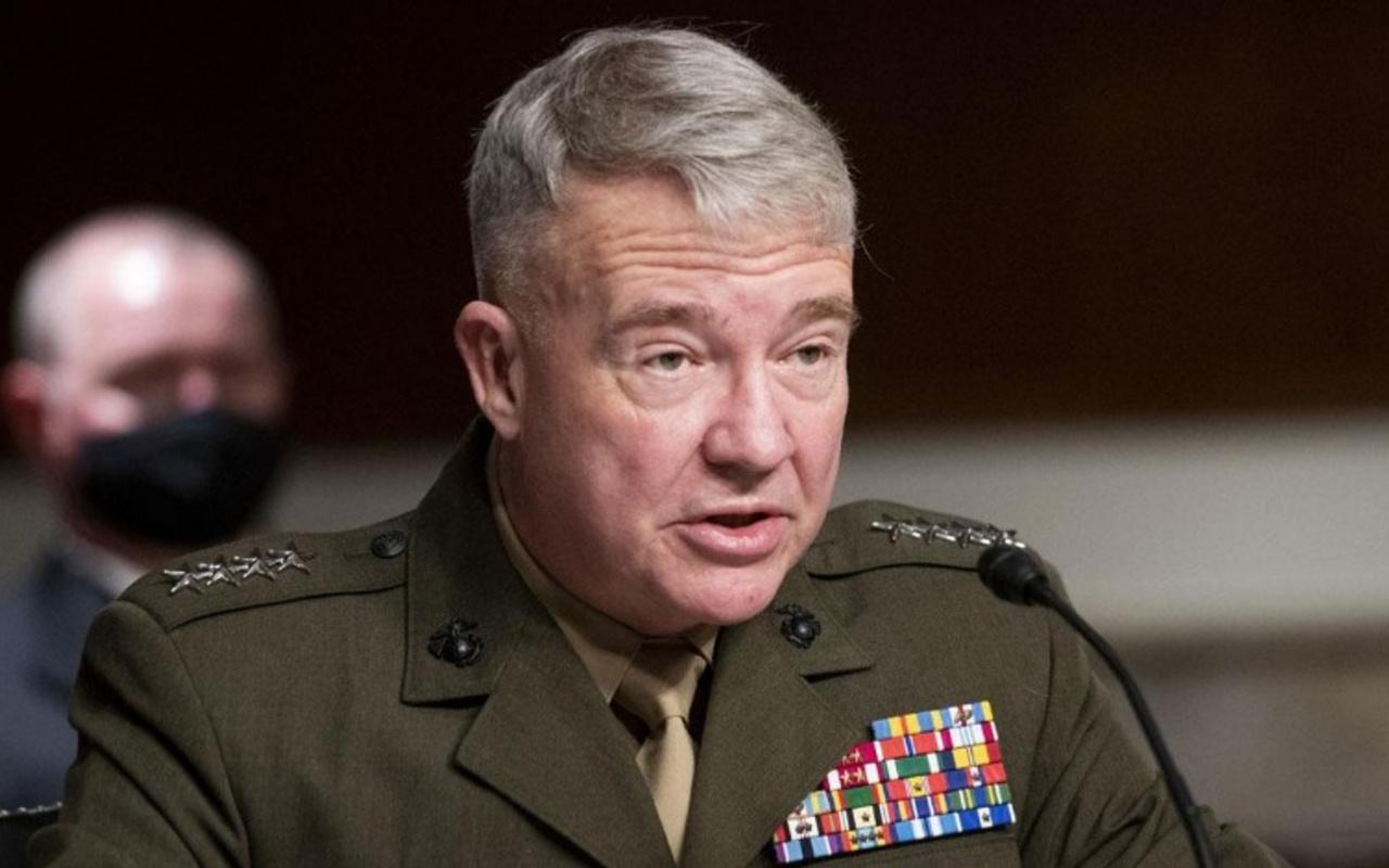 CENTCOM Komutanı'ndan Suriye'deki ABD askeri varlığına ilişkin açıklama
