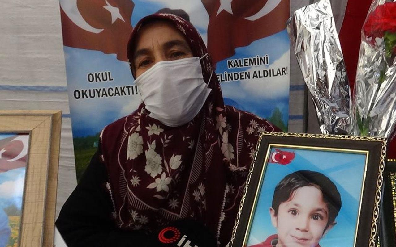 Evlat hasreti çeken anne: Oğlumu kaçırıp sattılar