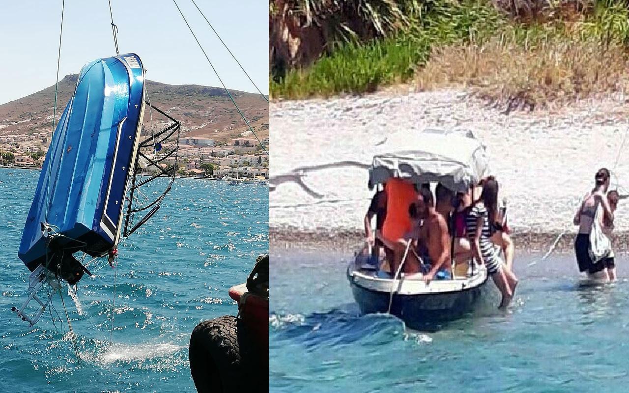 Foça'da 5 kişinin öldüğü tekne kazası! Kaptana 13 yıl 4 ay hapis