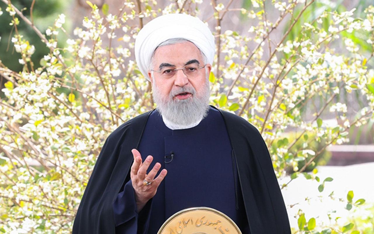 İran Cumhurbaşkanı Hasan Ruhani'den kripto para açıklaması