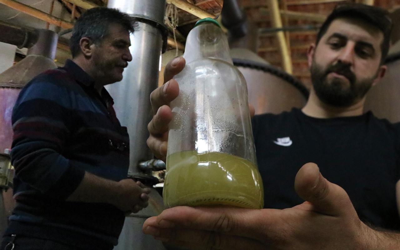 Burdur'da üretiliyor litresi 42 bin TL'ye satılıyor! Fransa Japonya sıraya girdi