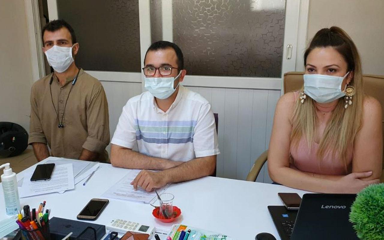 İYİ Parti Nazilli İlçe Yönetimi'nden 13 kişi istifa etti