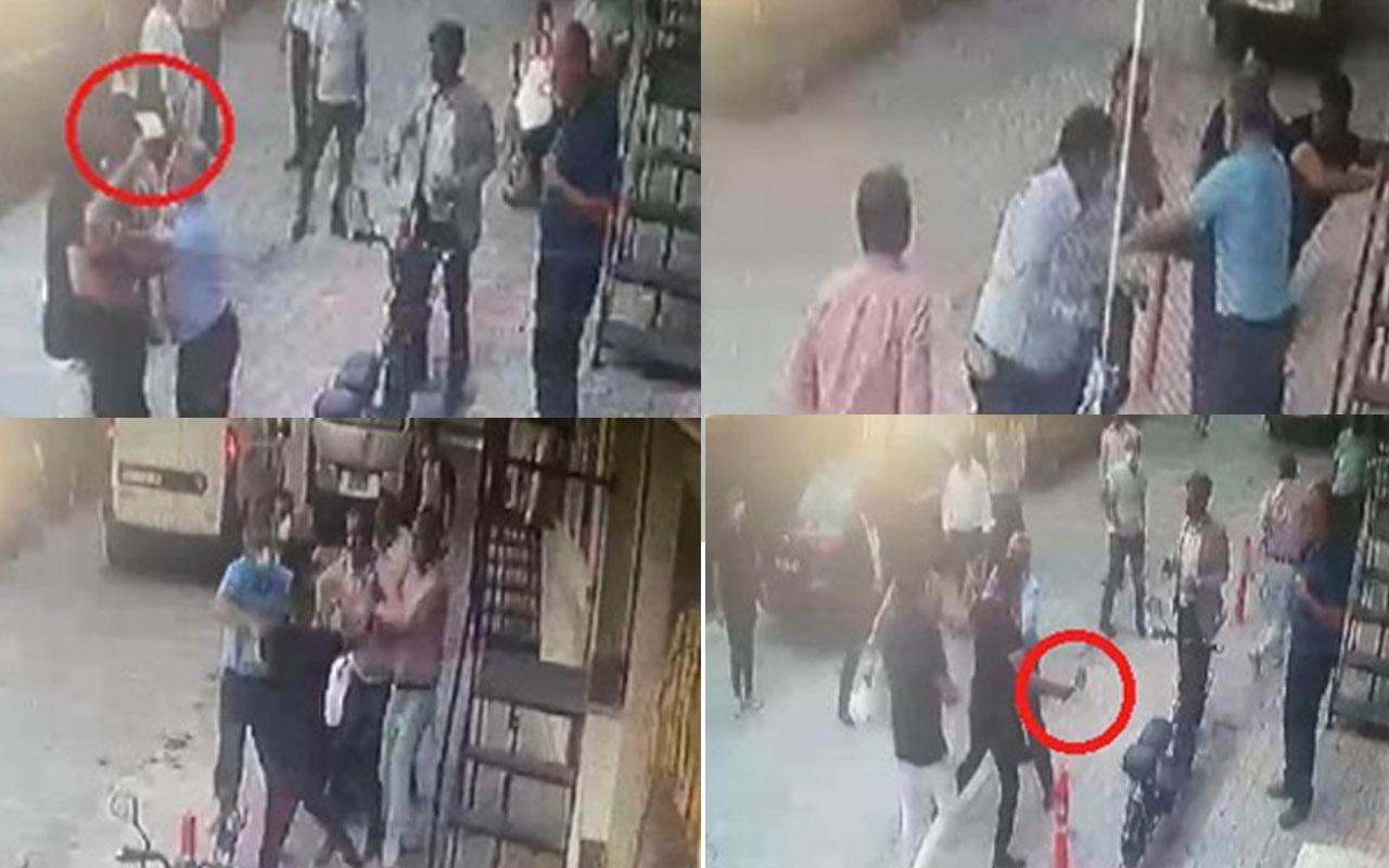 İzmir'de CHP'li delege Belediye Başkan Yardımcısı'na satırla saldırdı