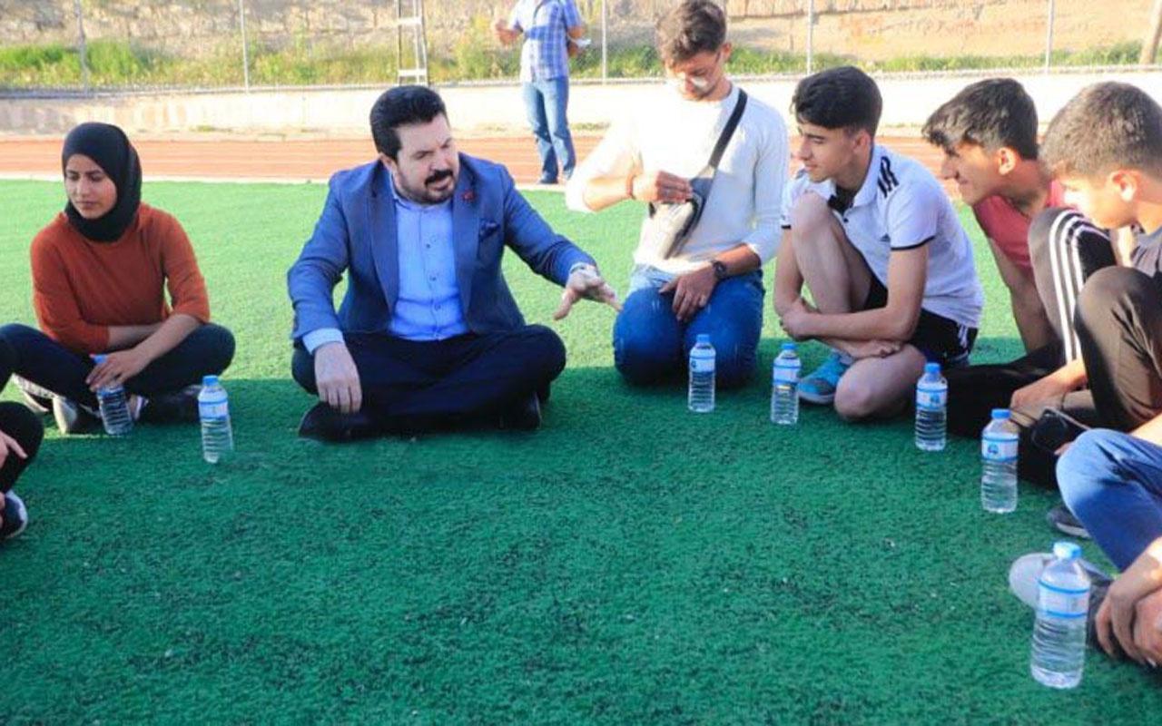 AĞRI Belediye Başkanı Savcı Sayan Kürt gençler için böyle söyledi