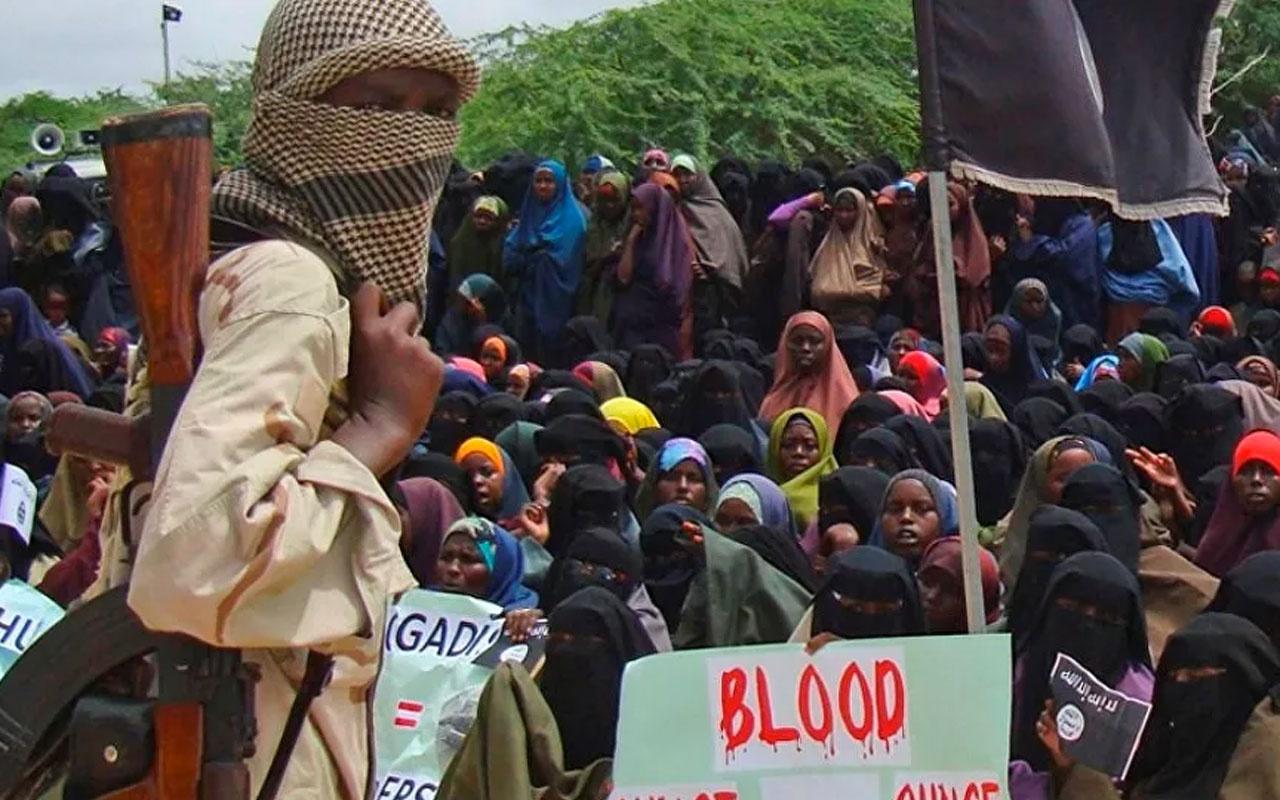 Somali'de Eş Şebab'a ait evde patlama: En az 60 ölü