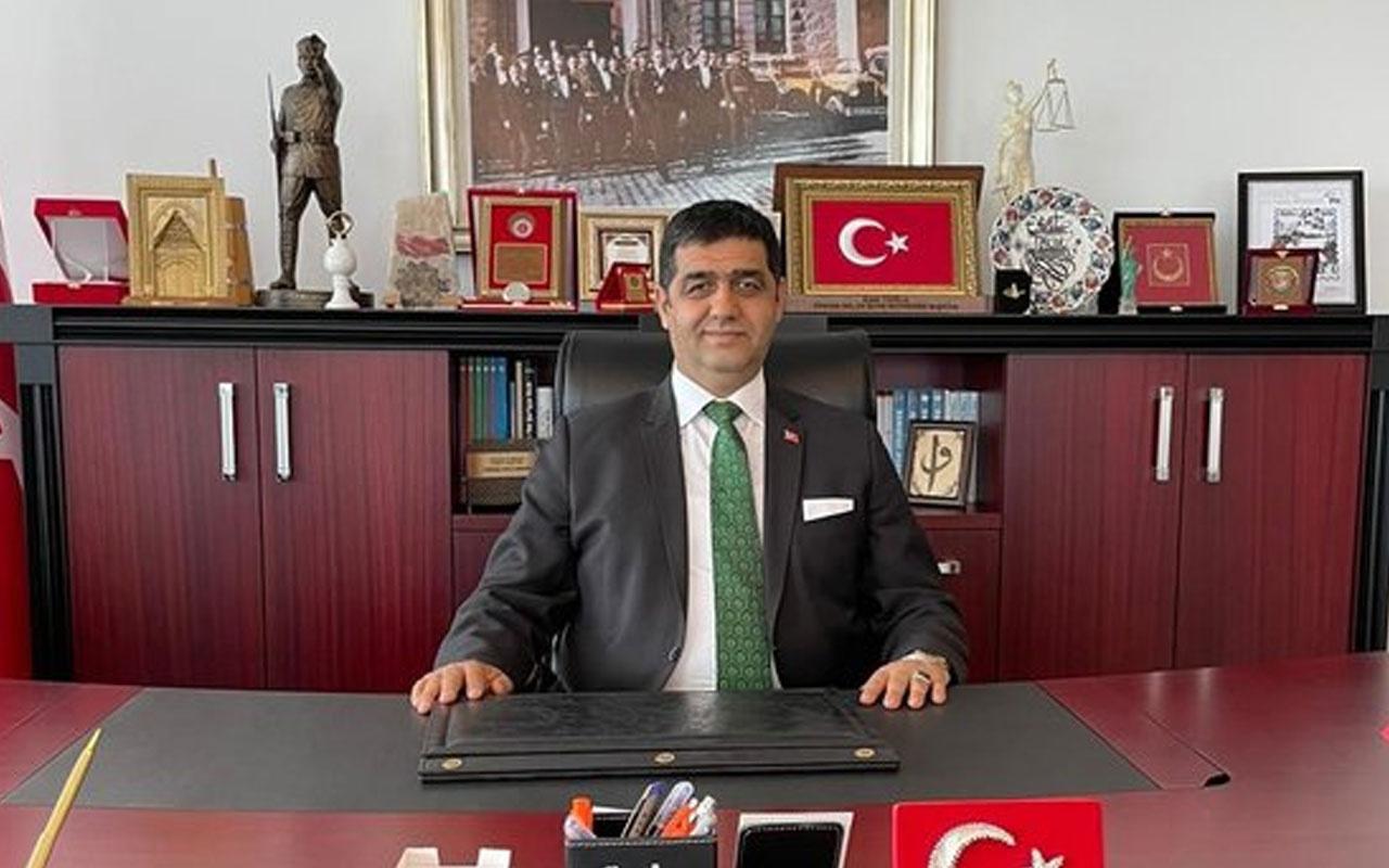 Mahkeme başkanı Esat Toklu'dan Sedat Peker hakkında suç duyurusu