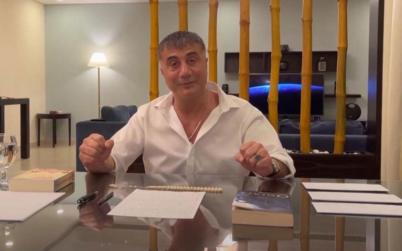 Sedat Peker'in Ankara Bölge İdare Mahkemesi Başkanı Esat Toklu paylaşımlarına erişim engeli