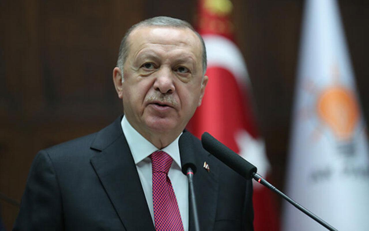 Cumhurbaşkanı Erdoğan'dan Grup Toplantısı'nda çok sert Sedat Peker çıkışı! Haysiyet fukaraları