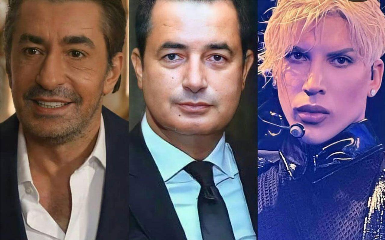 Erkan Petekkaya'ya olay Kerimcan Durmaz yanıtı: Sen uzvunu çırılçıplak...