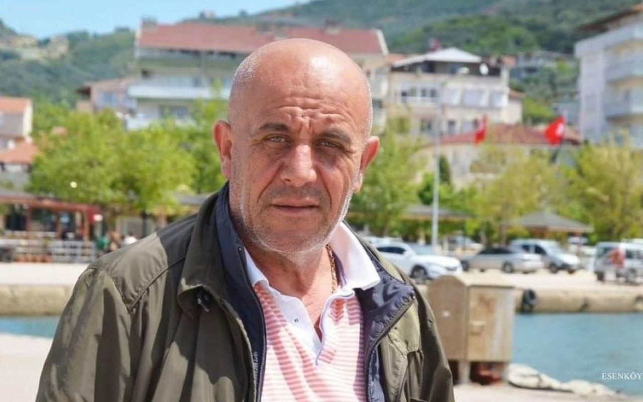 Yalova'da minibüs sırası cinayeti ensesinden bıçaklayarak öldürdü