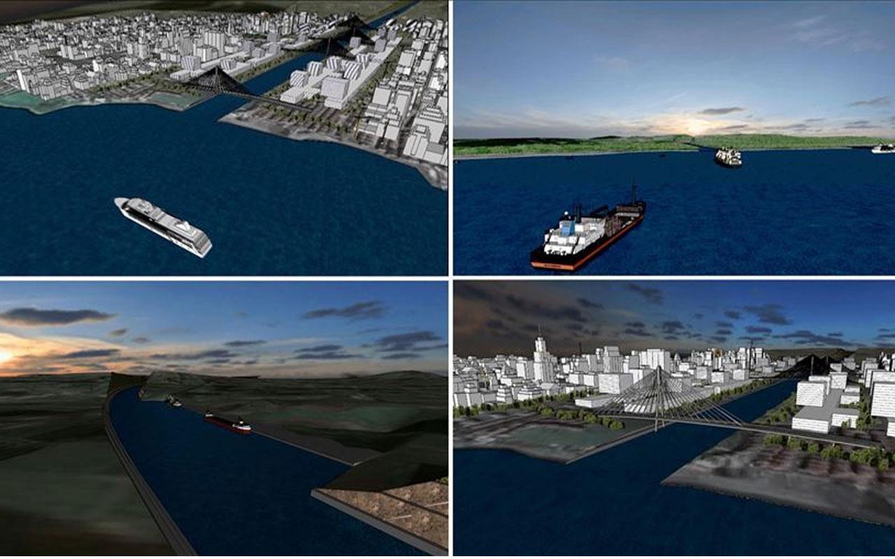 Tarih belli oldu! Kanal İstanbul'un temeli 26 Haziran'da atılacak