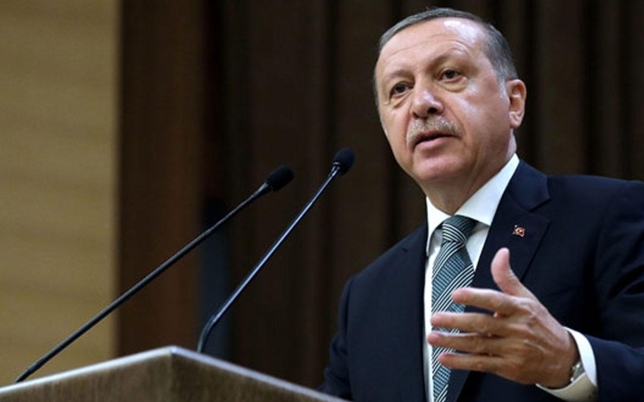 """Cumhurbaşkanı Erdoğan'dan """"Atmaca Gemisavar Füzesi"""" paylaşımı"""