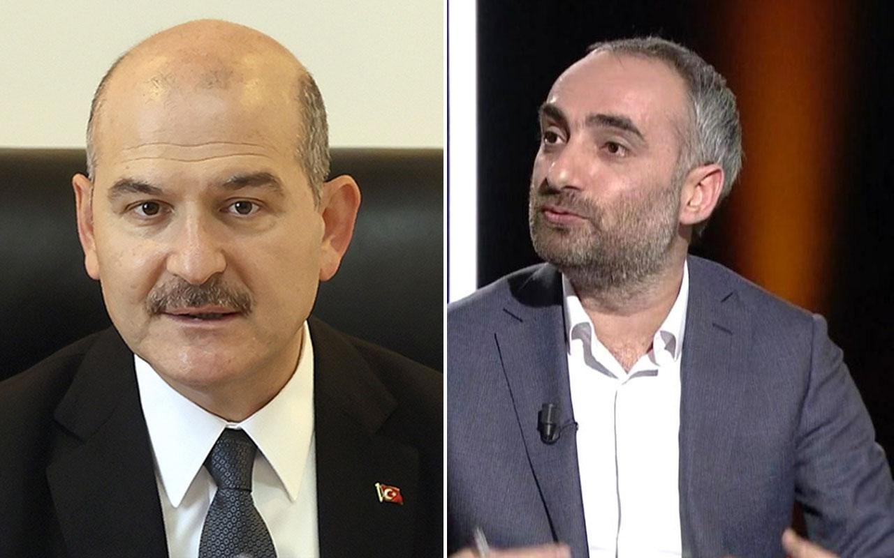 İsmail Saymaz'ın iddiası AK Parti içinde Süleyman Soylu'dan rahatsız olan kesimi açıkladı