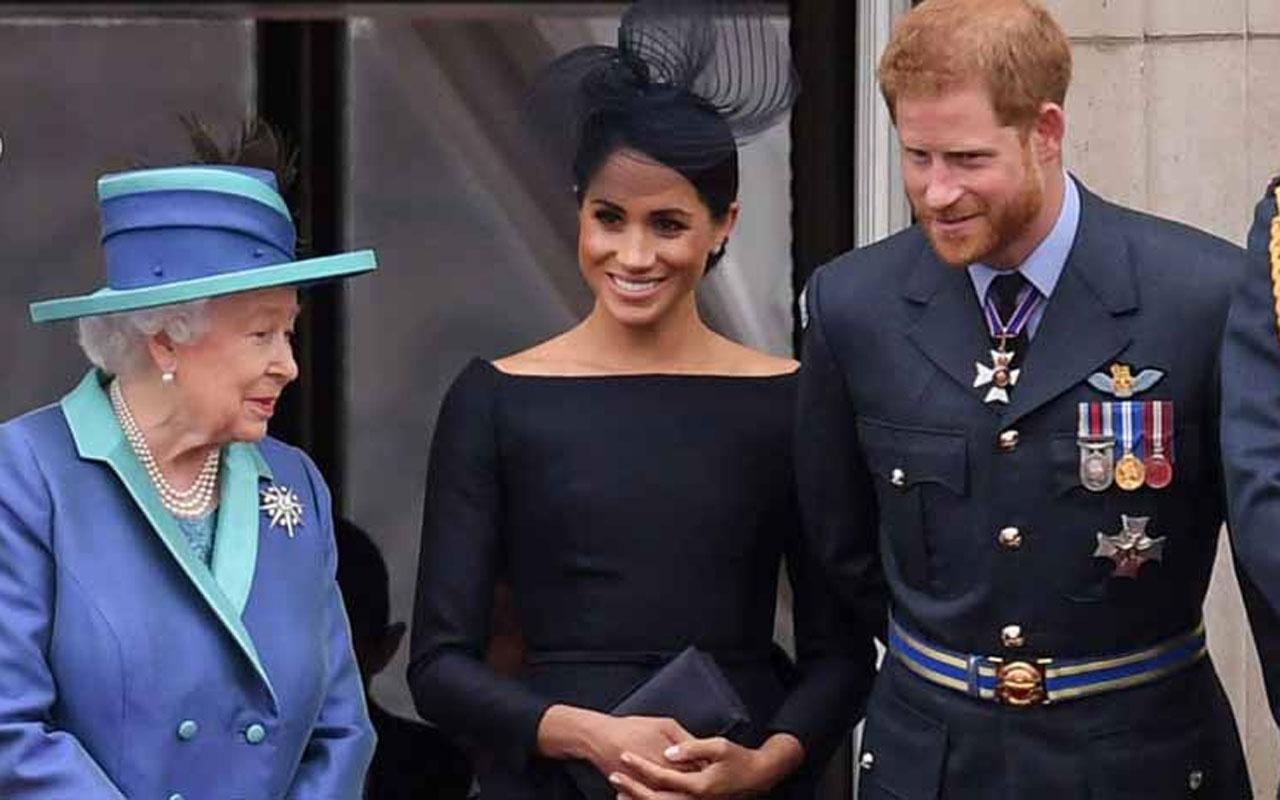 Harry ve Meghan kızlarına ismini Kraliçe'ye danışmamış