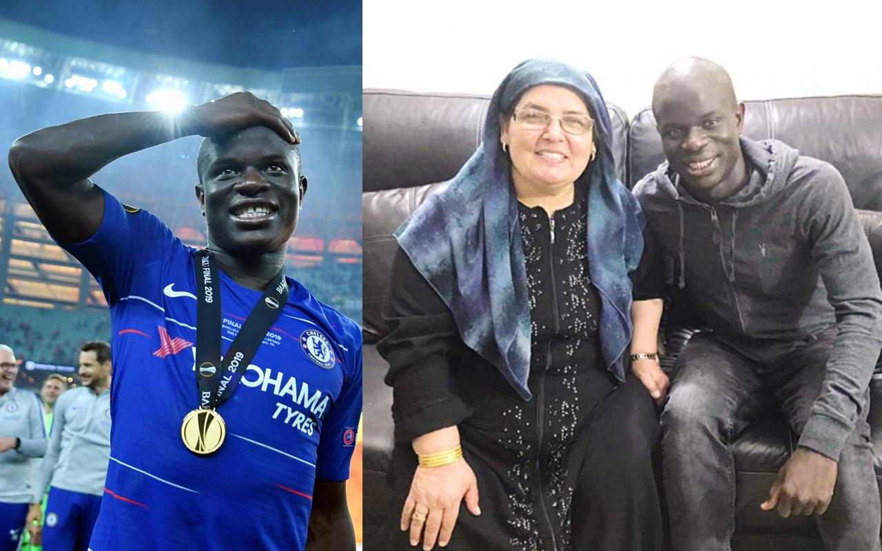 N'Golo Kante, Türkiye hayranı çıktı: 'Hatun anne' annem gibi