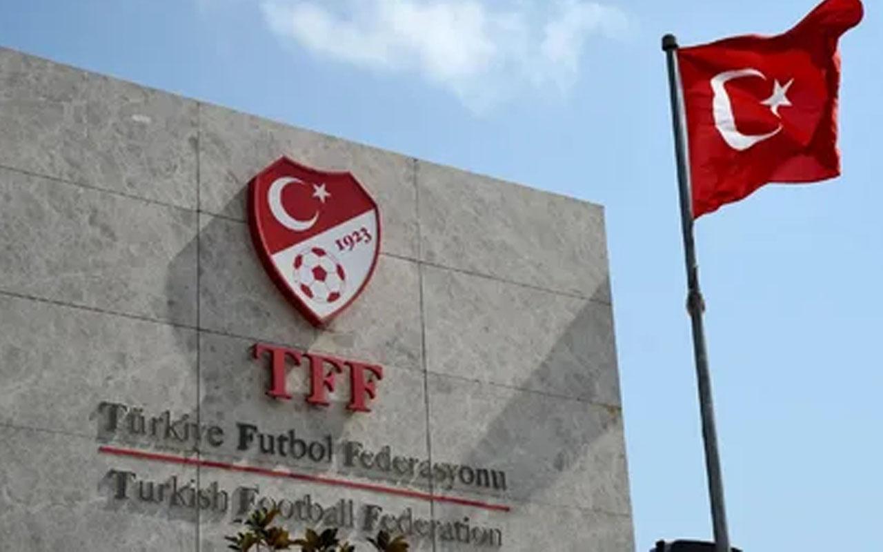 Kulüpler Birliği'nden TFF'ye ıslak imzalı bildiri