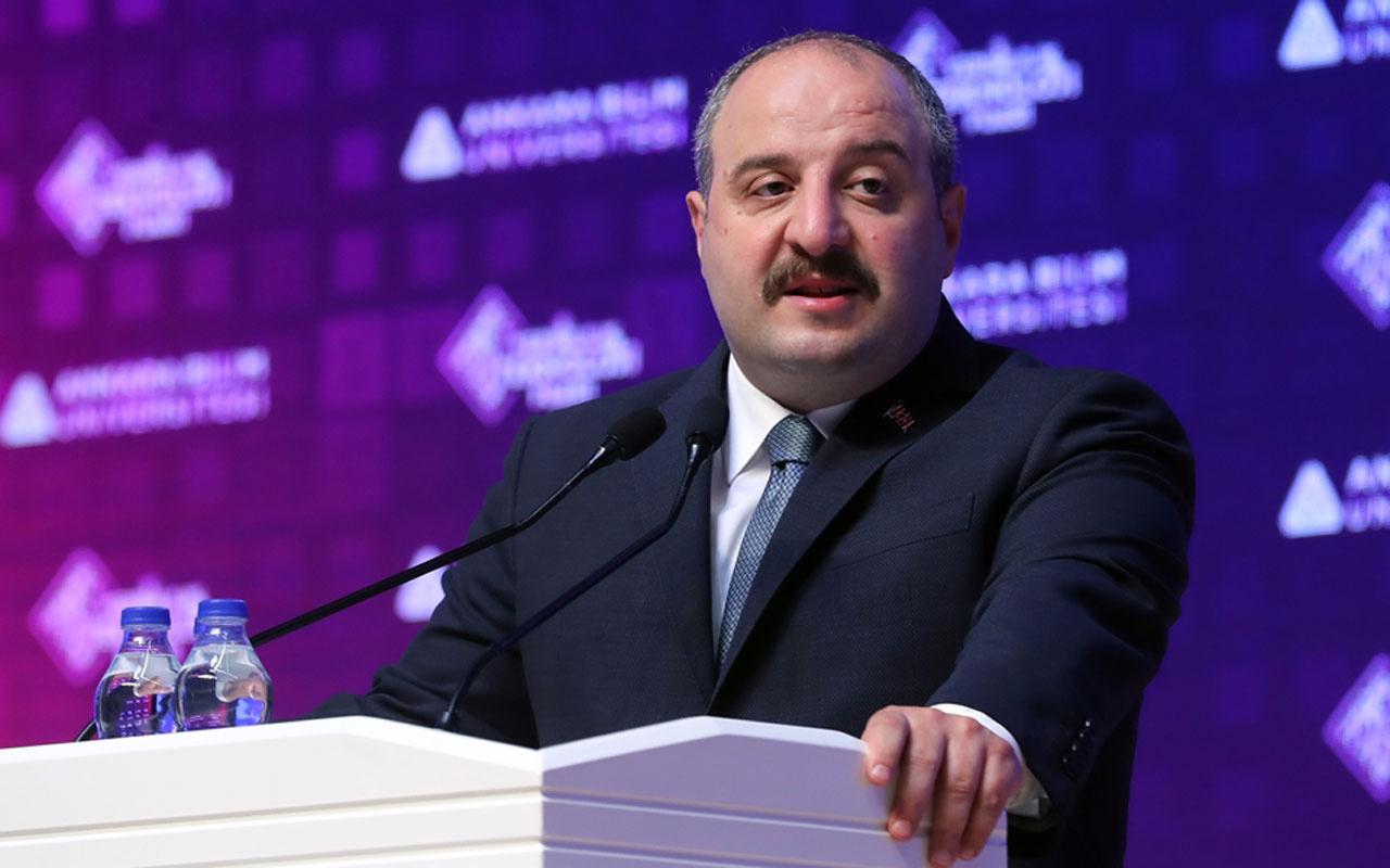 Bakan Mustafa Varank: Dünya F-35'leri değil savaşan İHA'larımızı konuşacak