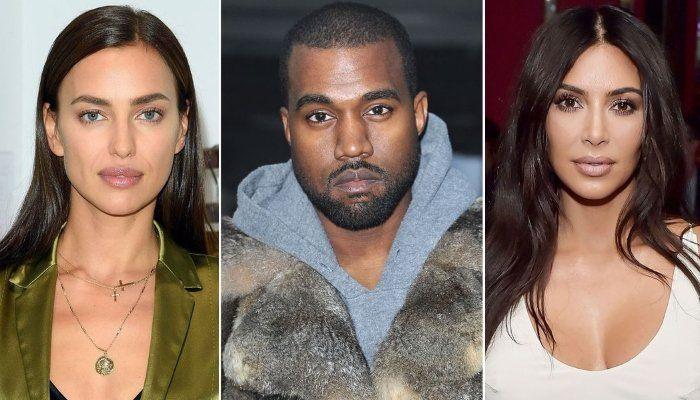 Kanye West ve Irina Shayk kameralara yakalandı! Yılın aşkı belgelendi: İlk kez...