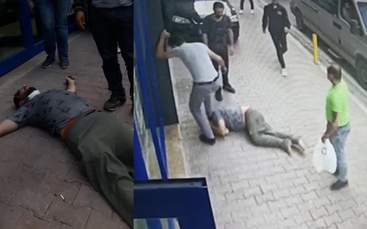 Esenyurt'ta çocuklardan para isteyince yakınları tarafından feci şekilde dövüldü