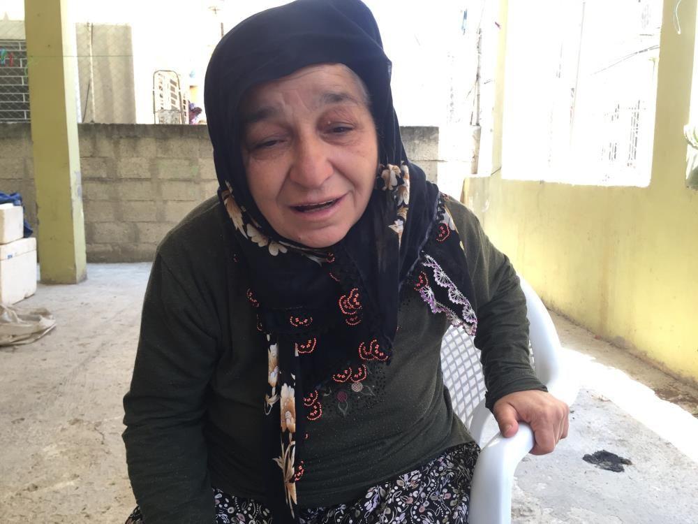 Adana'da bir annenin feryadı: Oğlundan sonra kızı Zeliha'nın acısını yaşadı