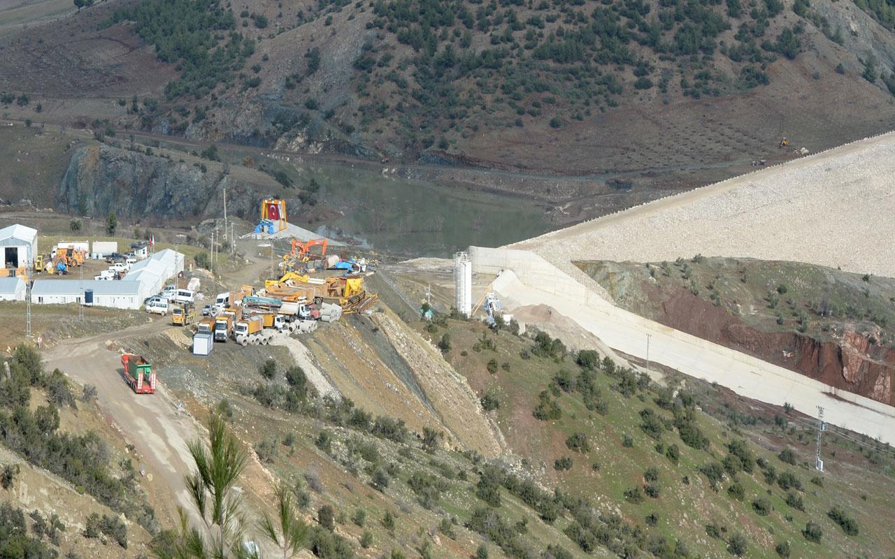 Yapımına 2015 yılında başlanmıştı! Yukarı Afrin Barajı yarın açılıyor