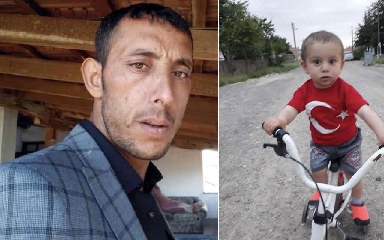Kayseri'deki vahşet! 3 yaşındaki Alperen'i babasına gitmek istediği için döverken öldürmüş