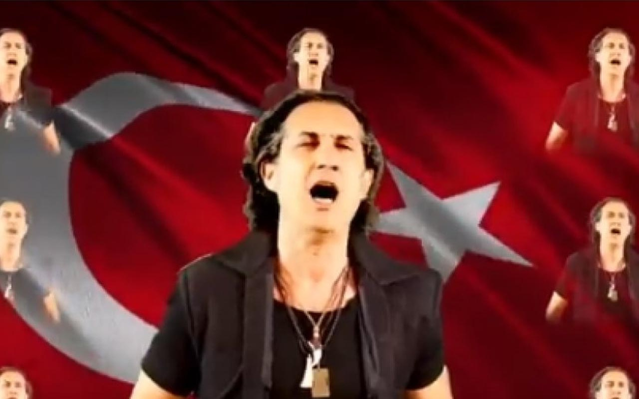 Şarkıcı Kıraç'ın A Milli Takım şarkısı