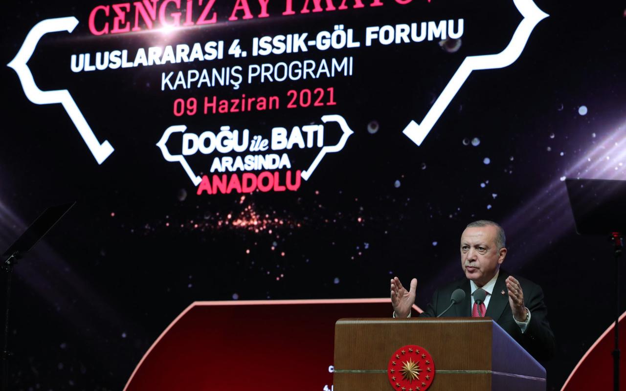 Cumhurbaşkanı Erdoğan'dan mankurtlaşma çıkışı: Kurtarmalıyız