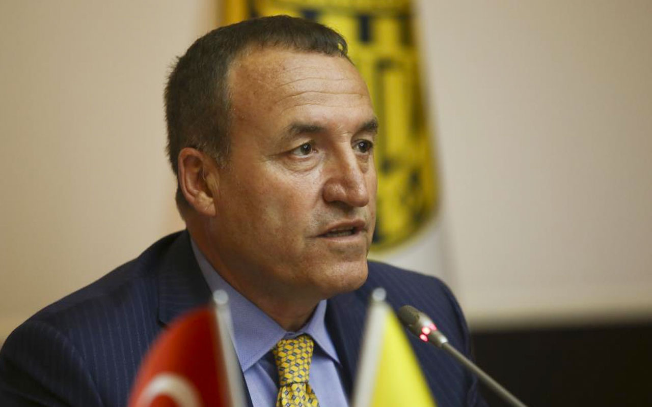 Ankaragücü başkan adayı Faruk Koca 25 milyonluk dairelerini kulübe bağışladı