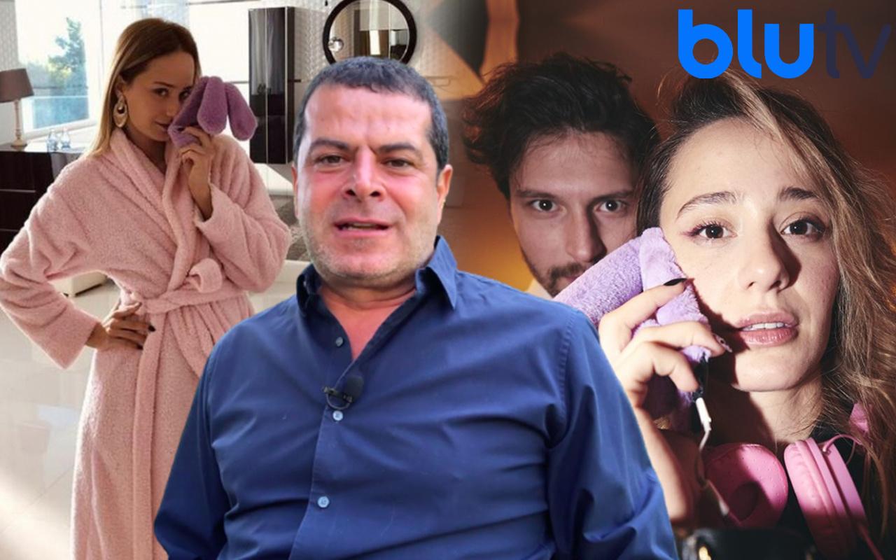 Sadakatsiz yıldızı Çıplak'a katıldı BluTV'de yeni sezon krizi! Cüneyt Özdemir RTÜK'ü etiketlemişti