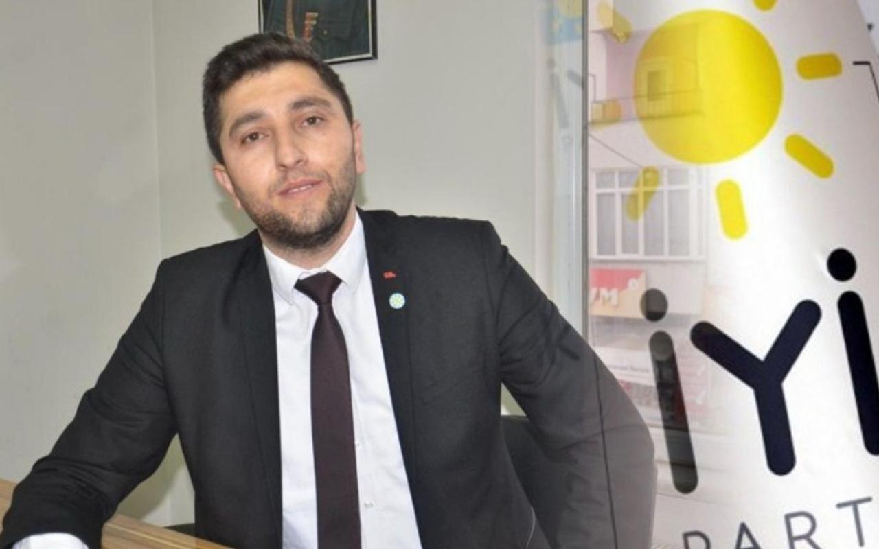 İYİ Parti Elbistan İlçe Başkanı'nın sabıka kaydı infial yarattı